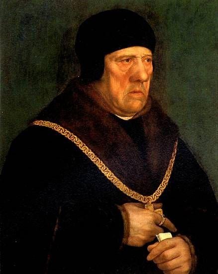 ХОЛЬБЕЙН МЛАДШИЙ Сэр Генри Уайет Аугсбург, 1497 — Лондон, 1543 Дерево, 39 х 31 см. Коллекции Эберхарда Ябаха и Людовика XIV; приобретена в 1671 г.