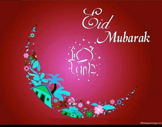 Eid Mubarak everybody!