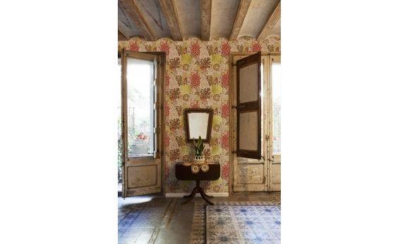 25% off this gorgeous bloompapers.com wallpaper until end of June! #catalinaestrada #interiors #interiors