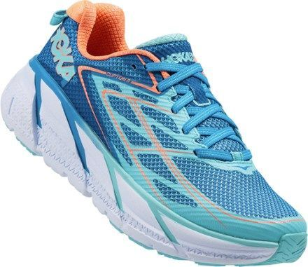 HOKA ONE ONE Women's Clifton 3 Road-Running Shoes