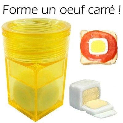 Presse oeuf carré Egg Cuber - Chevalier Diffusion