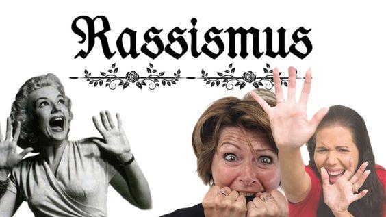 RASSISMUS - der NEUSPRECH Kampfbegriff