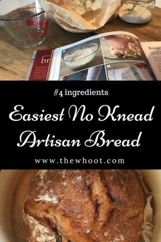 Artisan Bread Recipe 5 Minute European Watch The Video Koken