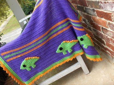 Mom's crochet & knit projects