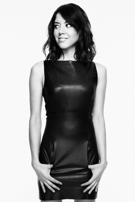 Community Post: Aubrey Plaza Is A Dream Goddess