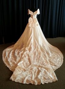 Ivory Gown #121