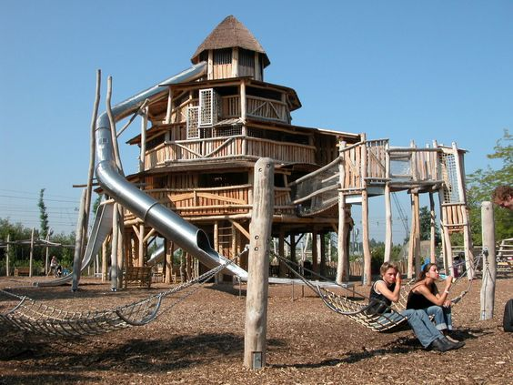 Outdoor Play Structures 43