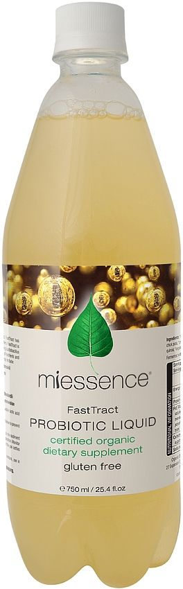 #Miessence Fast Tract #GlutenFree #Probiotics Liquid Especially designed for those who choose to use gluten free products, Miessence Fast Tract is a probiotic liquid that contains the full spectrum of Lactobacilli. #Lactobacilli is the 'friendly' bacteria that your body needs to promote good digestive health. #Vegan #Superfood #DigestiveAid