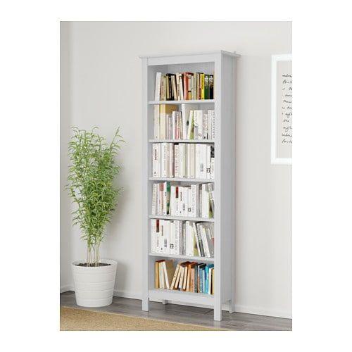 Brusali Boekenkast Wit 67x190 Cm Billy Boekenkast Boekenkasten Billy Boekenkasten