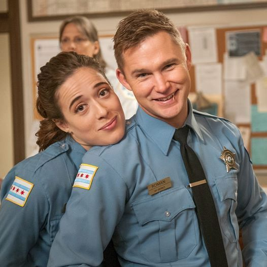 Burgess And Roman These Guys Are So Cute And Rewatching Chicago Pd From The Start Has Made Me Sort Of Ship Them More Chicago Pd Cast Chicago Pd Nbc Chicago Pd