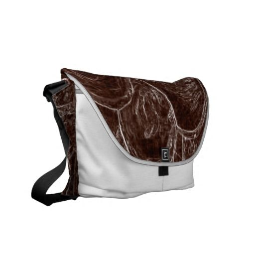 Marbled Edges Medium Fashion Bag by Janz Messenger Bags