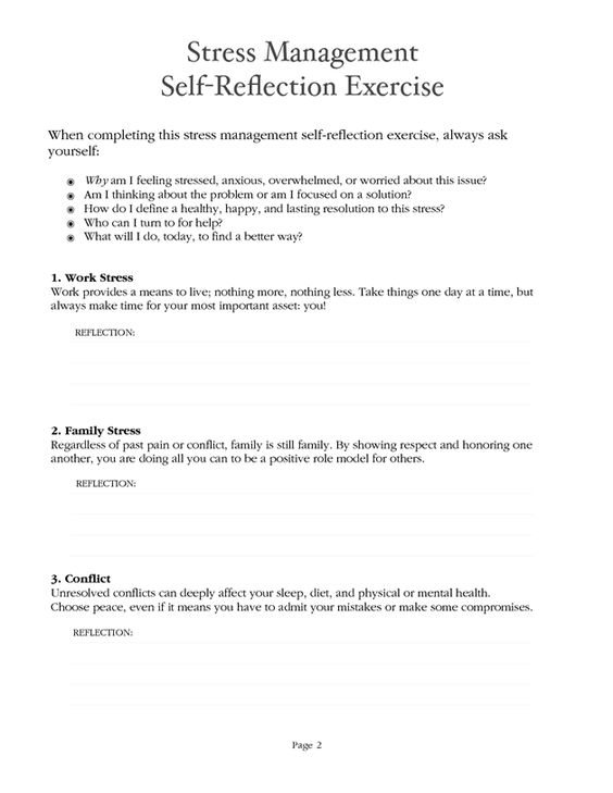 Printables Stress Management Worksheets worksheets stress and management on pinterest worksheet pdf