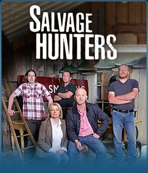 Salvage Hunters TV- This is the UK verson of American ...
