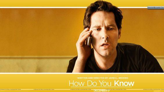 do you know - reece witherspoon, jack nicholson, owen wilson, paul rudd Wallpaper HD Wallpaper