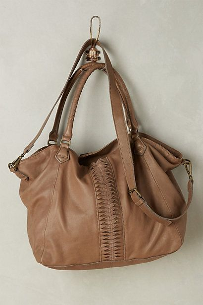 Anessa Tote #anthropologie