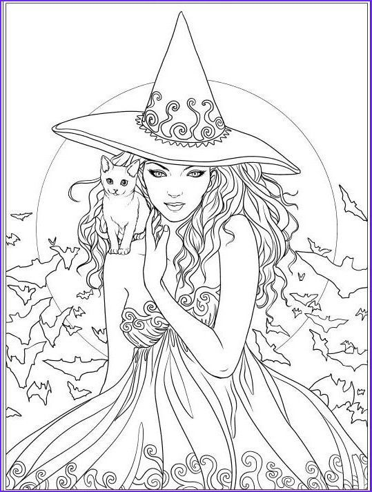 Pin On Halloween Coloring Pages