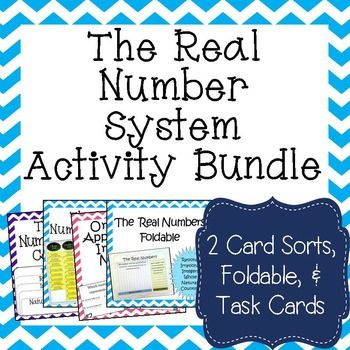 With this bundle you get my 4 Rational & Irrational Numbers Activities. Individually these products would cost you $7.50...save $2.50 by buying the bundle and be prepared for an entire unit of engaging activities!Product is a zipped folder that contains 4 PDFs.The following activities are included:The Real Number System ~ Foldable (Irrational, Rational, Integers, Whole, and Natural/Counting Numbers) $1.50The Real Number System ~ Card Sort (Rational, Irrational, Integers, Whole, & Natu...