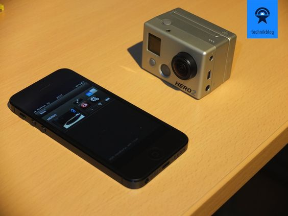 GoPro App-- Hmm... I wonder if this works