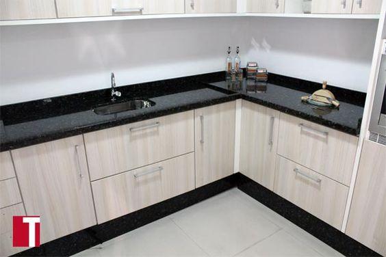 cozinha com granito verde ubatuba  Pesquisa Google  Cozinha  Pinterest  P # Pia De Banheiro Granito Verde Ubatuba