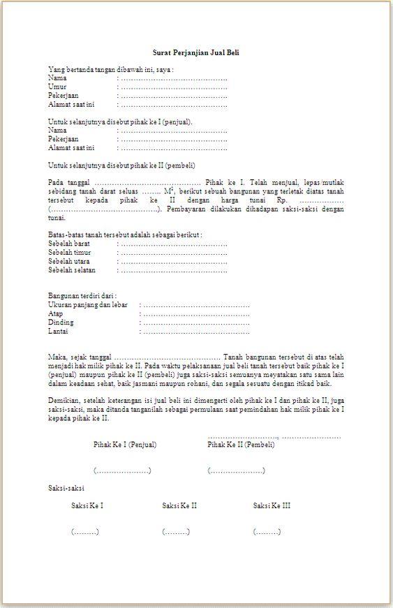 Contoh Surat Pengunduran Diri Dari Organisasi Rt ...