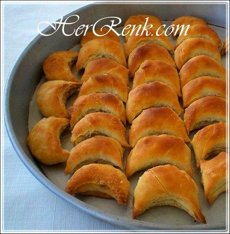 Ay/Hilal Baklava-Ev yapımı,baklava tarifi,lezzetli bayram ...