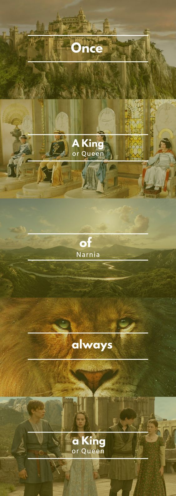 Once a King or Queen og Narnia...(edited by Narnia_HU)