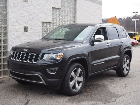 2015 Jeep Grand Cherokee Laredo Limited