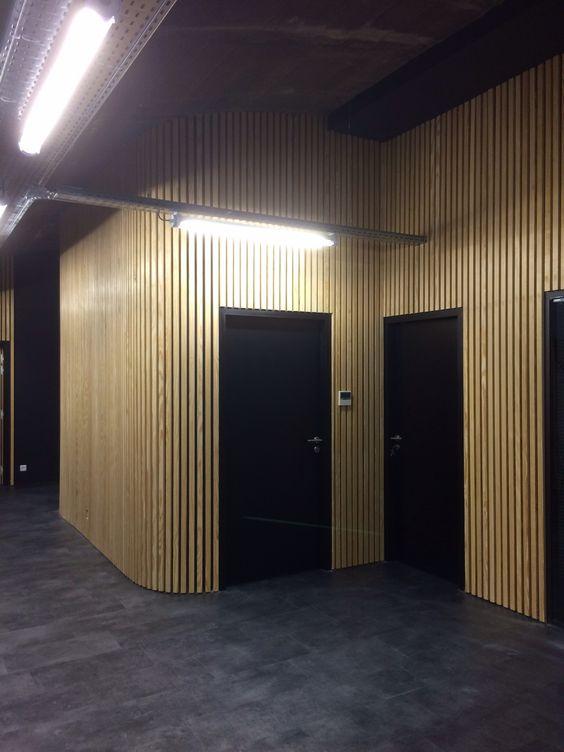 Bureaux de lu0027agence architecture du0027intérieur Ad Hoc Concept à #Brest