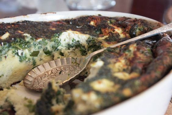 Impress Everyone With This Super Easy Asparagus and Goat Cheese Frittata