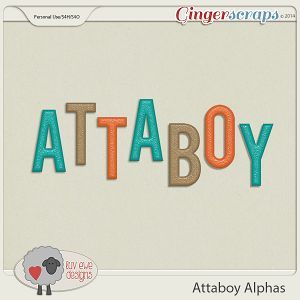 Attaboy Alphas