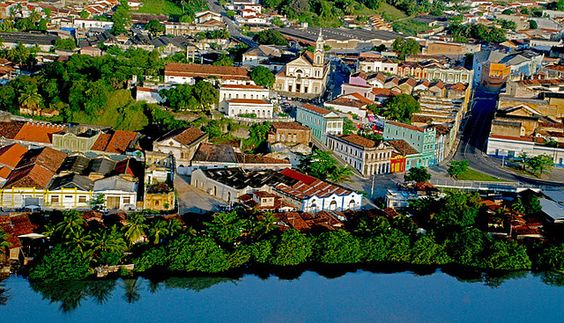 Cidade Antiga - Porto do Capim/Varadouro