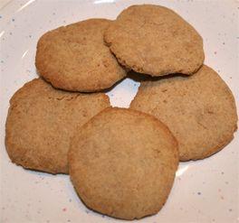 Boekweit koekjes zonder suiker (met esdoornsiroop ipv agavesiroop = FODMAP proof)