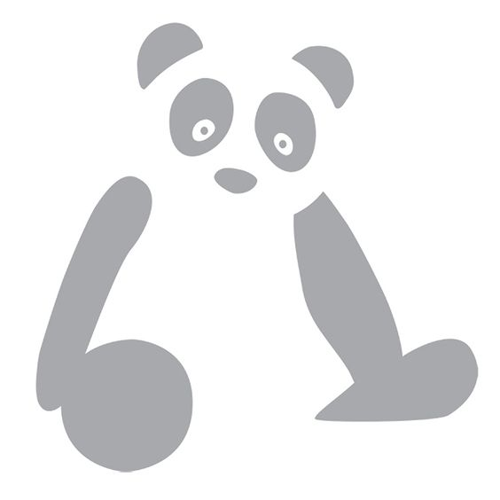 Sticker Enfant Panda Http://Www.Machambramoi.Com/Stickers-Enfant