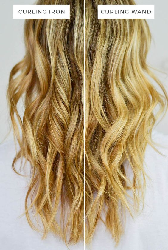 Fine Curling Wands And Curling Wands On Pinterest Hairstyles For Women Draintrainus