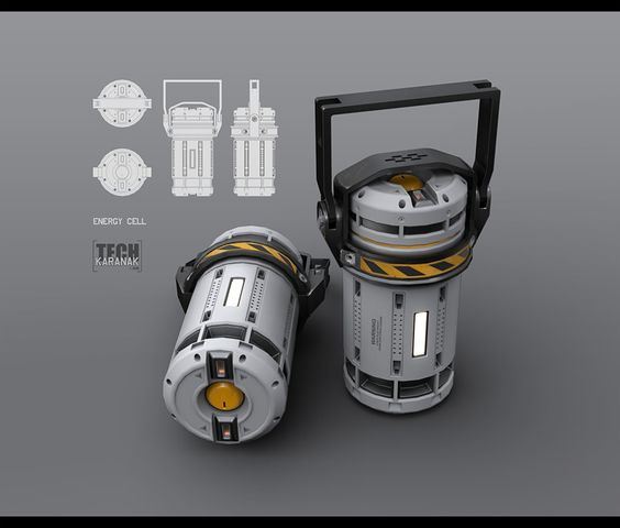ArtStation - Props for Moons of Madness, Alexey Pyatov