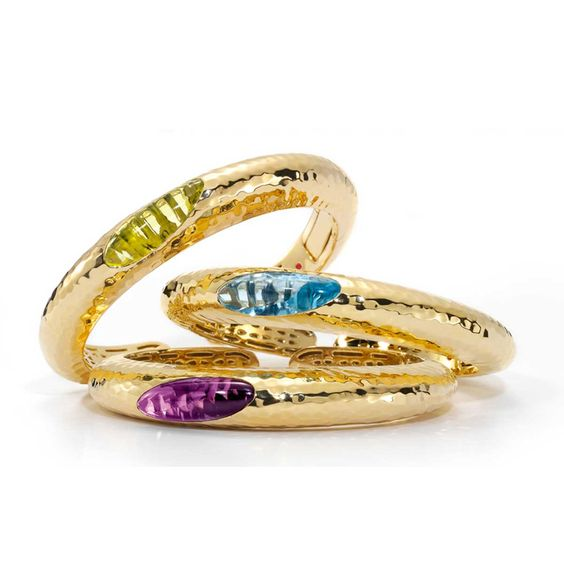Bangles The Fifth Season by Roberto Coin
