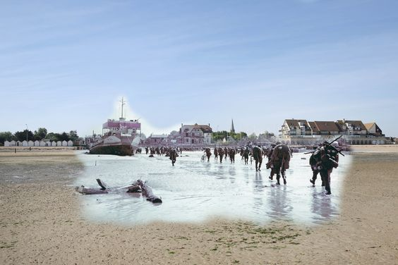 canadian d day landing beaches