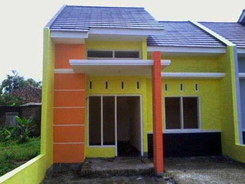 Warna Rumah Kuning