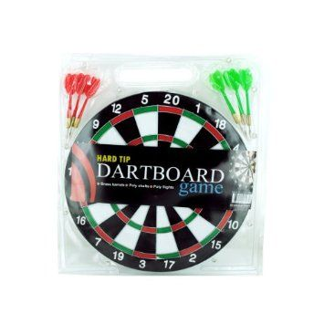 Dartboard game with darts-Package Quantity,12