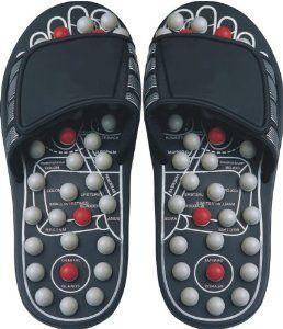 Health King Massage Accupressure Foot Slipper Medium Size fits Men (6-8)/ Women (8-10)  Price: $19.00