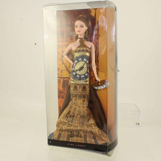 Mattel - Barbie Doll - 2009 Big Ben (Pink Label) (Dolls of the World) *NM BOX*   eBay