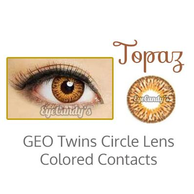If you're looking for colour contacts to cover up your dark brown eyes, these GEO Twins lenses are perfect! Highly recommended! http://www.eyecandys.com/twins-series-14-0mm/