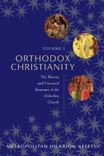 Orthodox Christianity Volume I: The History and Canonical Structure of the Orthodox Church by Metropolitan Hilarion Alfeyev http://www.amazon.com/dp/0881418781/ref=cm_sw_r_pi_dp_wvLuvb1N06MS1