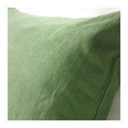 VIGDIS Kissenbezug, grün - IKEA