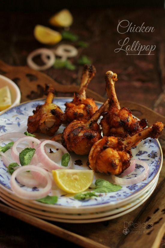 how to make chicken lollipop step by step