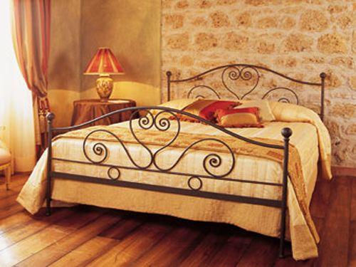 cama de ferro <3