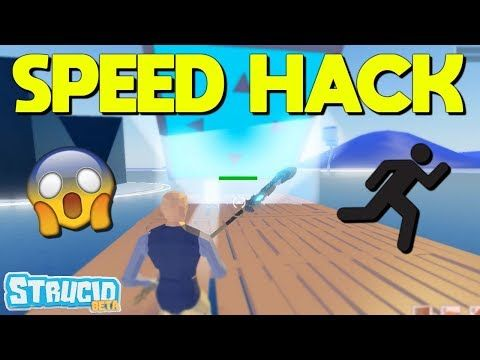 Speed Hack Glitch In Strucid Roblox Bro Hit That Like Subscribe
