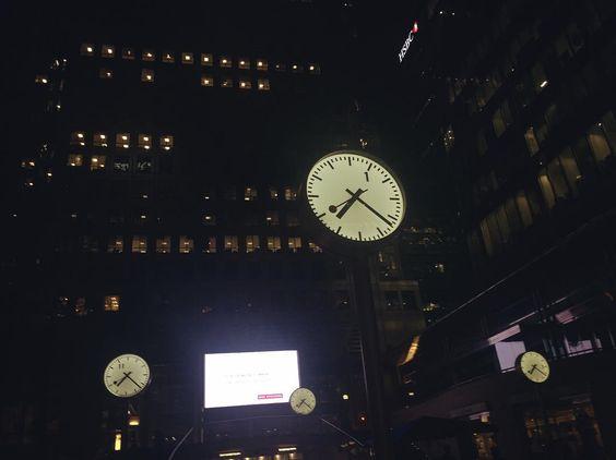 #onecanadasquare #canarywharflondon #canarywharf #london by ruthy1130