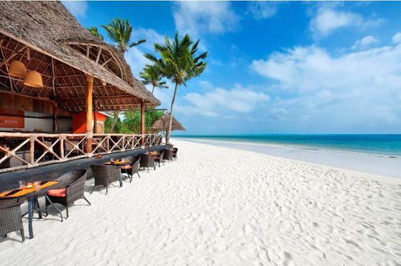 Playas vírgenes de Zanzíbar sin competencia
