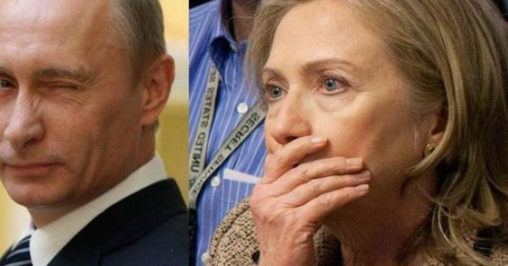 Putin and Assange claim to have emails showing Hillery physically threatened Bernie Sanders' wife to force him to drop out of the race